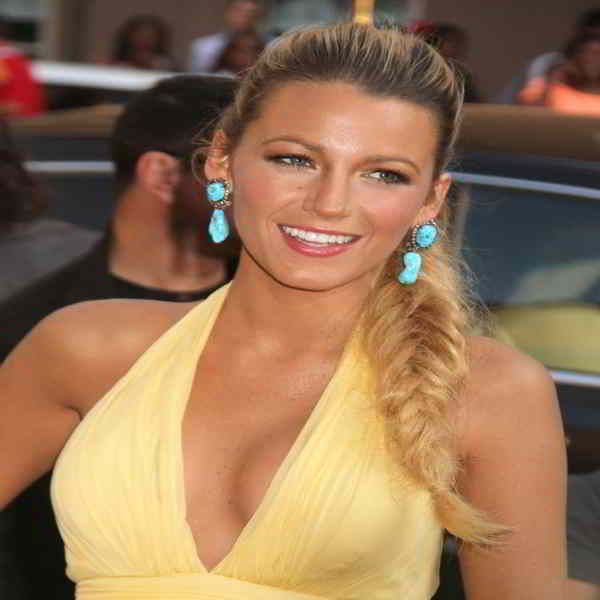 Blake Lively Bra Size and Body Measurements