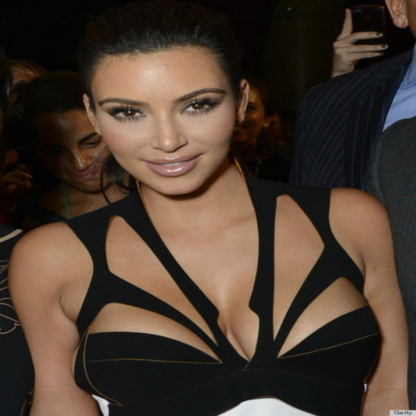 Kim Kardashian Bra Size measurements