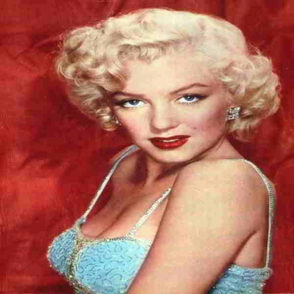 Marilyn Monroe Bra Size and Body Measurements