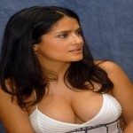Salma Hayek bra size and Measurements