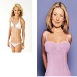 Kelly Ripa Bra Size and Body Measurements