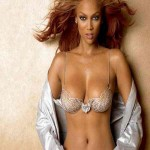 Tyra Banks Bra Size and Body Measurements