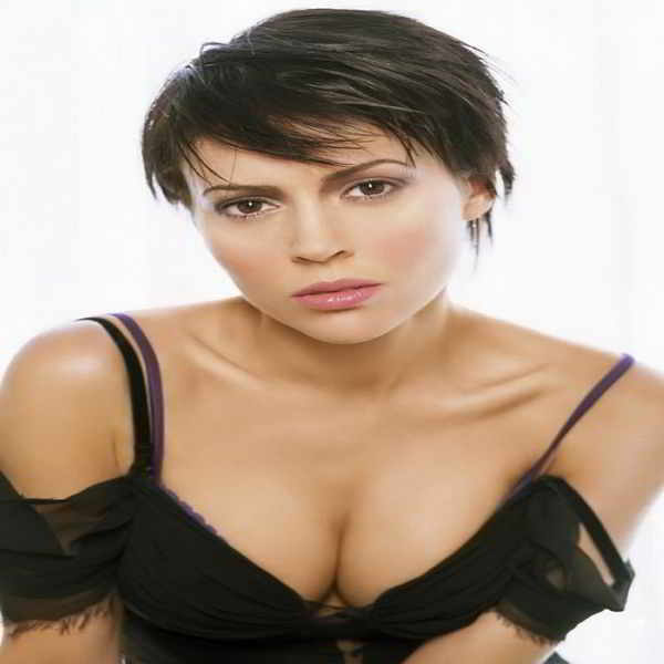 Alyssa Milano Bra Size and Body Measurements
