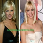 Anna Faris Bra Size Before & After Breast Implants