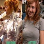 Kari Byron Measurements Before & After Breast Implants