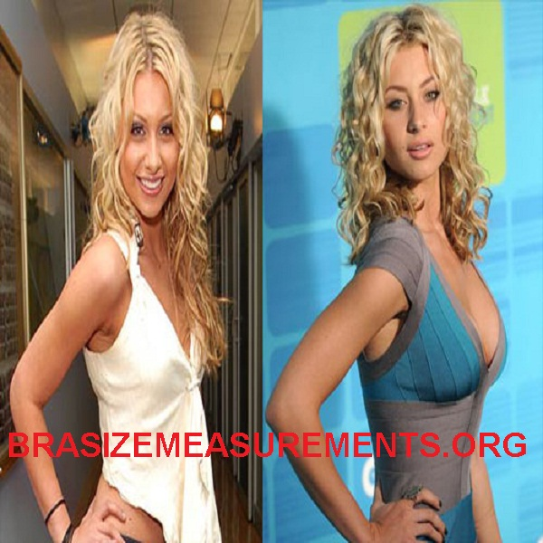 Alyson Michalka Bra Size Measurements & Boob Job