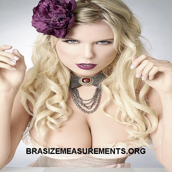 Alyssa Nicole Pallett Bra Size Measurements