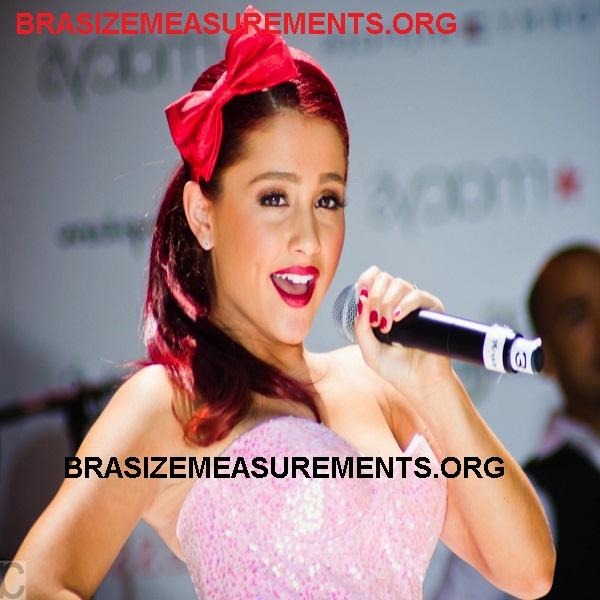 Ariana Grande Bra Size & Body Measurements