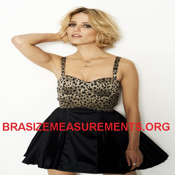 Dianna Agron Bra Size & Body Measurements
