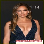 Jennifer Lopez Bra Size & Body Measurements