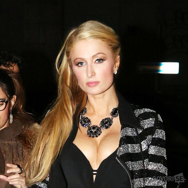 Paris Hilton Bra Size Measurements