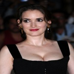 Winona Ryder Bra Size Measurements