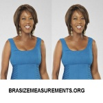 Alfre Woodard Bra Size Measurements
