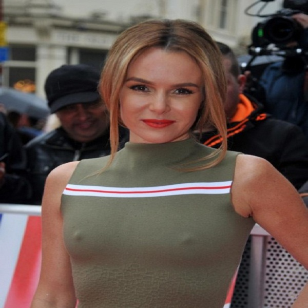 Amanda Holden Bra Size Measurements