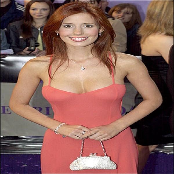 Amy Nuttall Bra Size Measurements