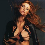 Angie Everhart Bra Size Measurements