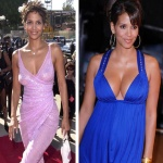 Halle Berry's Successful Breast Implants