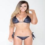 Holly Hagan Bra Size Measurements