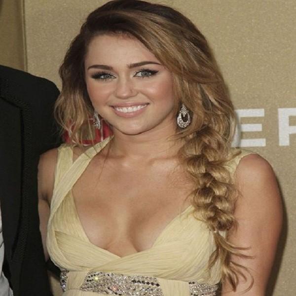Miley Cyrus Breast Implants