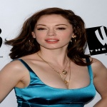 Rose McGowan Bra Size Measurements