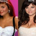 Tiffani Amber Bra Size Measurements & Plastic Surgery