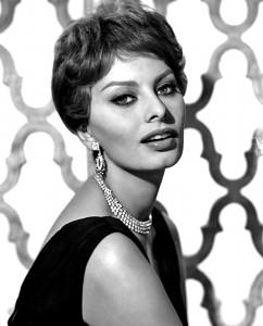 Sophia Loren Bra Size and Body Measurements