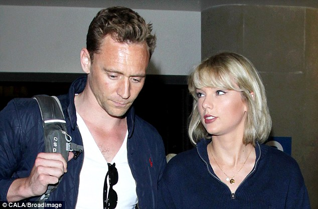 Having been loved up for all of a month, Tom Hiddleston tells Taylor Swift she is 'the kind of woman he wants to spend his life with'