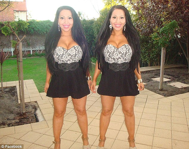 'For cleansing and that it's really about the basics': On Wednesday, the glam sisters, who have been branded 'the world's most annoying twins', also published a Q&A video to their YouTube channel