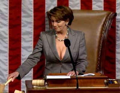 Nancy Pelosi Bra Size