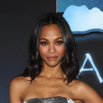 Zoe Saldana Bra Size and Body Measurements