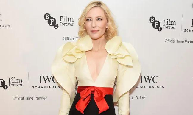 Cate Blanchett Bra Size