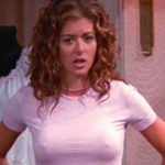 Debra Messing Bra Size and Body Measurements