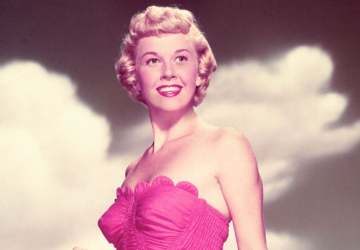 Doris Day Bra Size Body Measurements