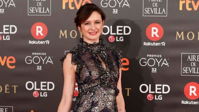 Emily Mortimer Bra Size Measurements
