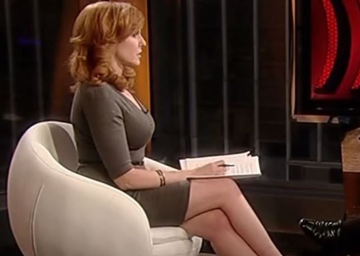 Liz Claman Bra Size Body Measurements