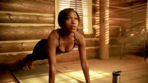 Nicole Beharie Bra Size Body Measurements