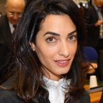 Amal Clooney Cup Size Height Weight