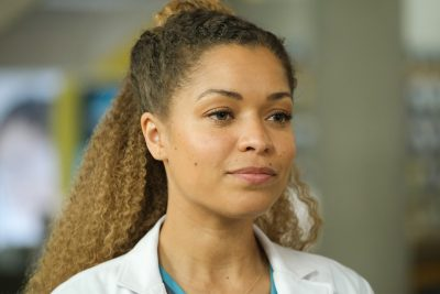 Antonia Thomas Cup Size Height Weight