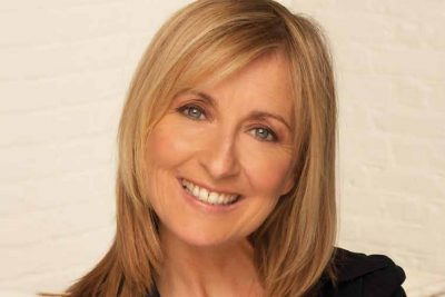 Fiona Phillips Cup Size Height Weight