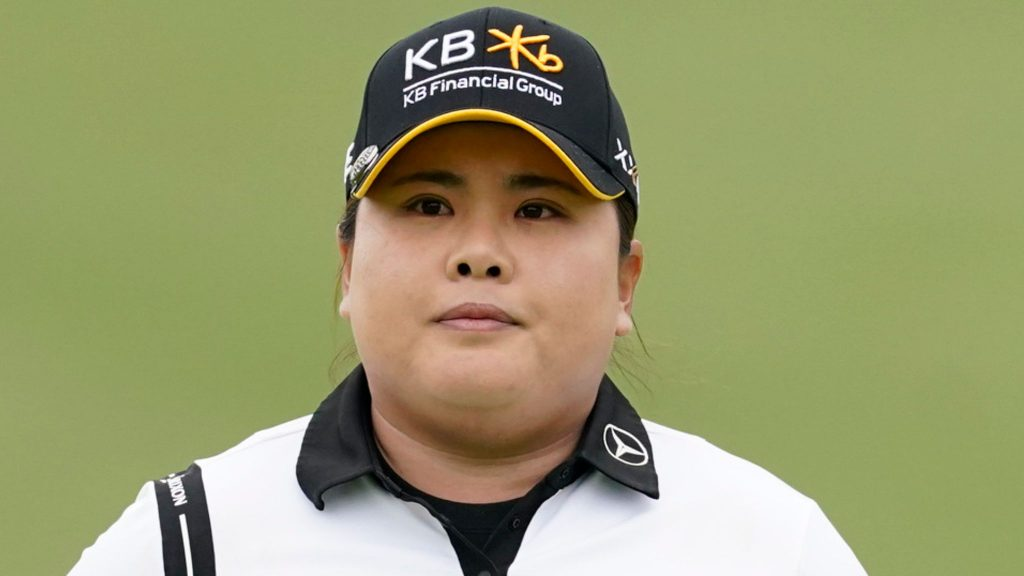 Inbee Park Cup Size Height Weight