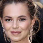 Kara Tointon Cup Size Height Weight