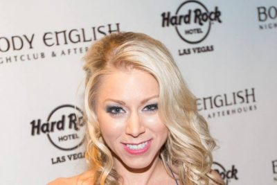 Katie Morgan Cup Size Height Weight