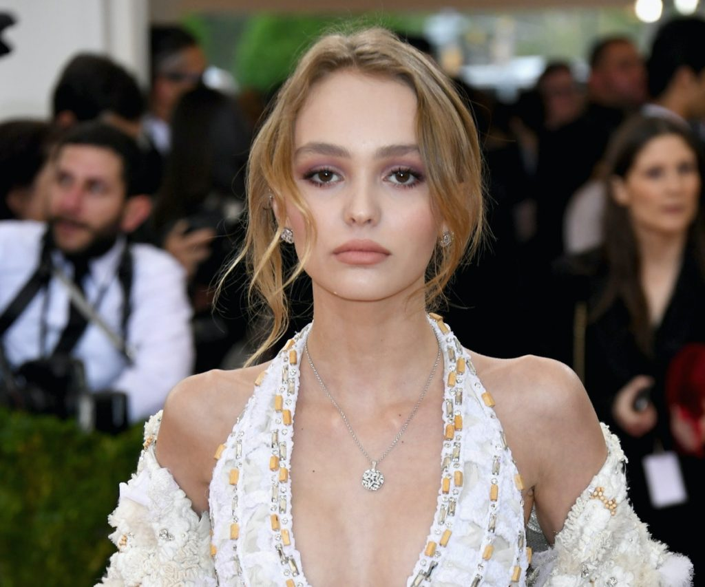 Lily-Rose Depp Cup Size Height Weight