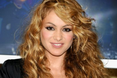Paulina Rubio Cup Size Height Weight