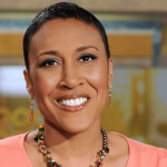 Robin Roberts Cup Size Height Weight