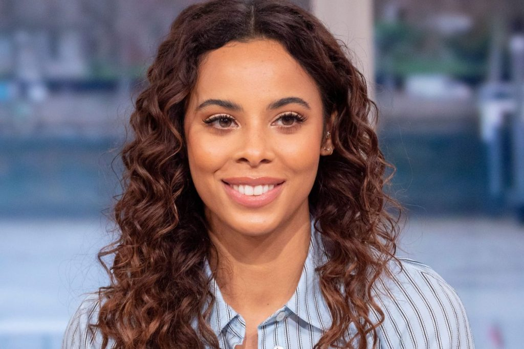 Rochelle Humes Cup Size Height Weight